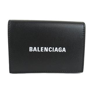 BALENCIAGA 〈バレンシアガ〉 CASH MINI Bi-fold wallet Purse