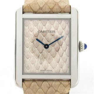 Cartier〈カルティエ〉Tank Solo SM Watch