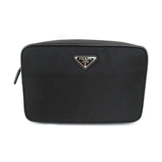 PRADA 〈プラダ〉 POUCH nylon pouch clutch bag