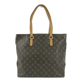 LOUIS VUITTON 〈ルイヴィトン〉 Cabas Mezzo Shoulder Tote hand Bag