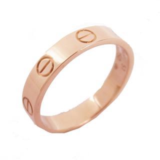 Cartier〈カルティエ〉Mini love ring #11 #51