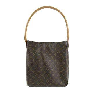LOUIS VUITTON〈ルイヴィトン〉Looping GM one shoulder hand bag