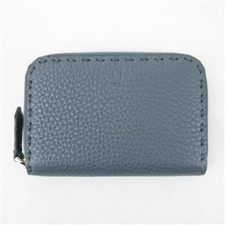 FENDI 〈フェンディ〉 around zipped coin case wallet