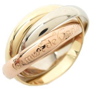 Cartier〈カルティエ〉Trinity Ring