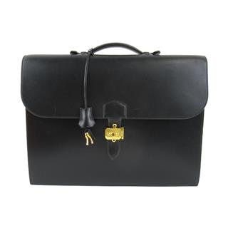 HERMES〈エルメス〉Sac a Depeches 41 double gussets Business Bag