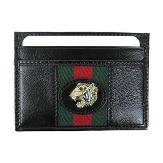GUCCI〈グッチ〉SLG Tiger Card Case