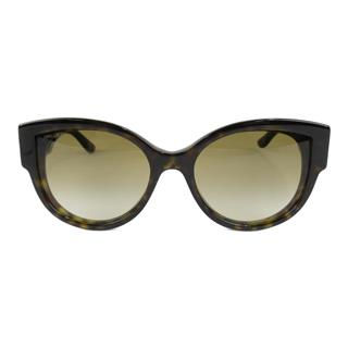 JIMMY CHOO 〈ジミーチュウ〉 Pollie square sunglasses