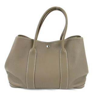 HERMES 〈エルメス〉 Garden party PM tote hand bag