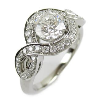 HARRY WINSTON〈ハリーウィンストン〉Lily Cluster ring #9