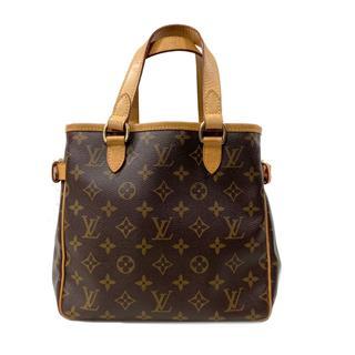 LOUIS VUITTON〈ルイヴィトン〉Batignolles hand tote bag