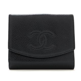 CHANEL〈シャネル〉Bi-fold compact wallet Purse