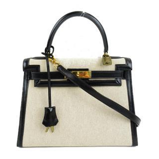 HERMES〈エルメス〉Kelly 28 handbag sewn