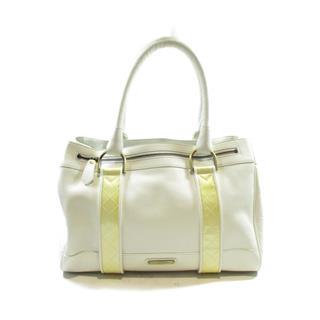BURBERRY〈バーバリー〉Hand shoulder tote bag