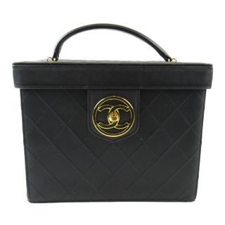 CHANEL〈シャネル〉2way vanity bag
