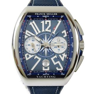 FRANCK MULLER 〈フランク・ミュラー〉 Vanguard Yaching wrist Watch