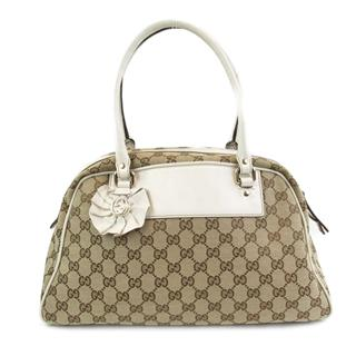 GUCCI 〈グッチ〉 Boston hand bag