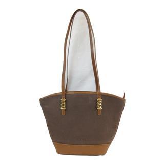 LOEWE〈ロエベ〉Shoulder tote bag zipped