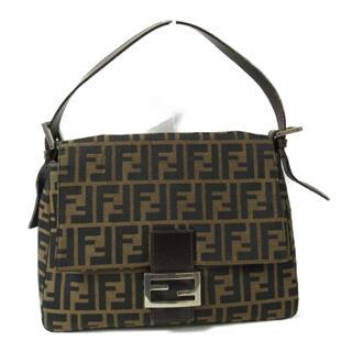 FENDI〈フェンディ〉Zucca pattern shoulder bag