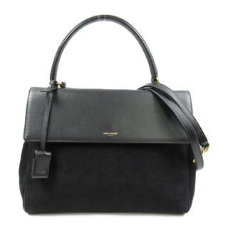 YVES SAINT LAURENT〈イブ・サンローラン〉2way handbag