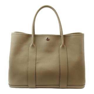 HERMES〈エルメス〉Garden party PM tote hand bag