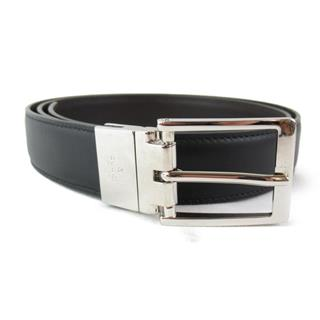 GUCCI 〈グッチ〉 Square buckle belt
