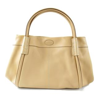 TOD'S〈トッズ〉tote hand bag