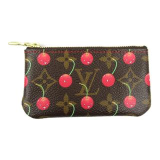 LOUIS VUITTON 〈ルイヴィトン〉 Key coin case holder purse