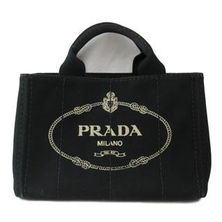 PRADA〈プラダ〉Mini Canapa Tote hand Bag