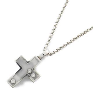 Chopard〈ショパール〉Happy diamond 3P necklace