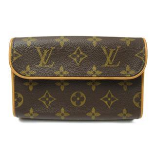 LOUIS VUITTON〈ルイヴィトン〉Waist bag with Pochette Florantine belt (XS) Body bag