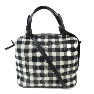 CELINE 〈セリーヌ〉 Small soft cube handbag