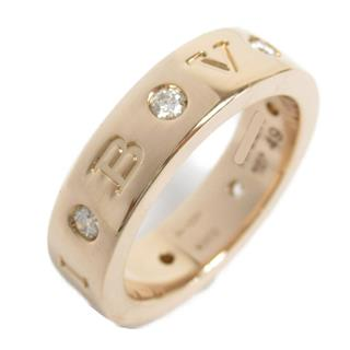 BVLGARI 〈ブルガリ〉 Roman sorbets diamond ring #8.5