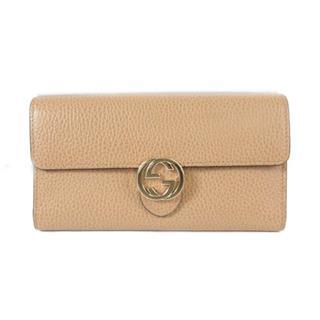 GUCCI〈グッチ〉long wallet