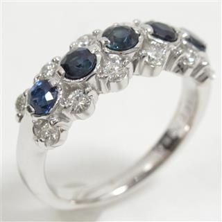 JEWELRY〈ジュエリー〉Sapphire ring