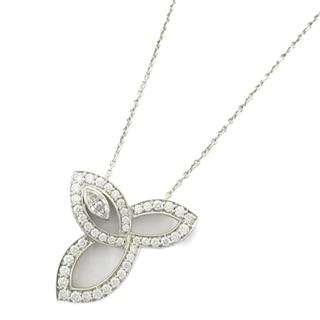 HARRY WINSTON〈ハリーウィンストン〉Lily cluster diamond necklace