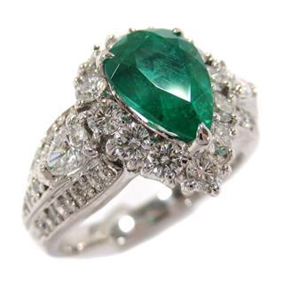 JEWELRY〈ジュエリー〉Emerald ring ring