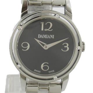 DAMIANI〈ダミアーニ〉D-SIDE Bezel 5P Diamond Wrist Watch
