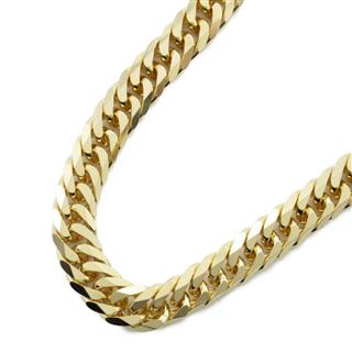 JEWELRY〈ジュエリー〉Curb chain necklace