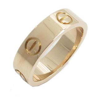 Cartier〈カルティエ〉Love ring bague anello #14