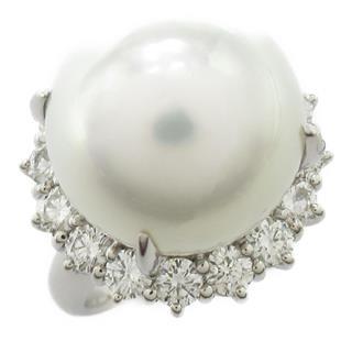 JEWELRY〈ジュエリー〉South Sea Pearl diamond ring