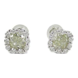 JEWELRY〈ジュエリー〉Diamond Pierced Earrings