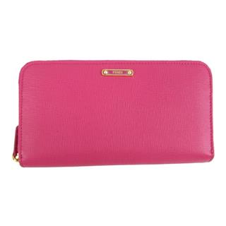 FENDI 〈フェンディ〉 Round zipped long wallet