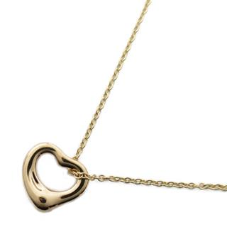 TIFFANY&CO 〈ティファニー〉 Open heart necklace
