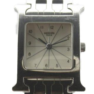HERMES 〈エルメス〉 H watch watch