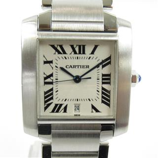 Cartier〈カルティエ〉Tank Francaise LM Watch Watch