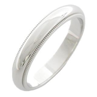 TIFFANY&CO〈ティファニー〉Milgrain ring bague anello #19