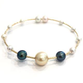 JEWELRY〈ジュエリー〉Akoya pearl bracelet