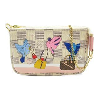 LOUIS VUITTON〈ルイヴィトン〉Mini Pochette Accessory Pouch hand shoulder bag