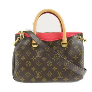 LOUIS VUITTON〈ルイヴィトン〉Pallas BB Shoulder Tote Bag Handbag