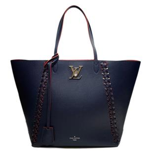 LOUIS VUITTON〈ルイヴィトン〉Lock Me Cover Tote Bag